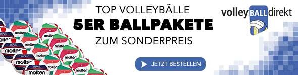 Volleyballdirek 5er Ballpakete