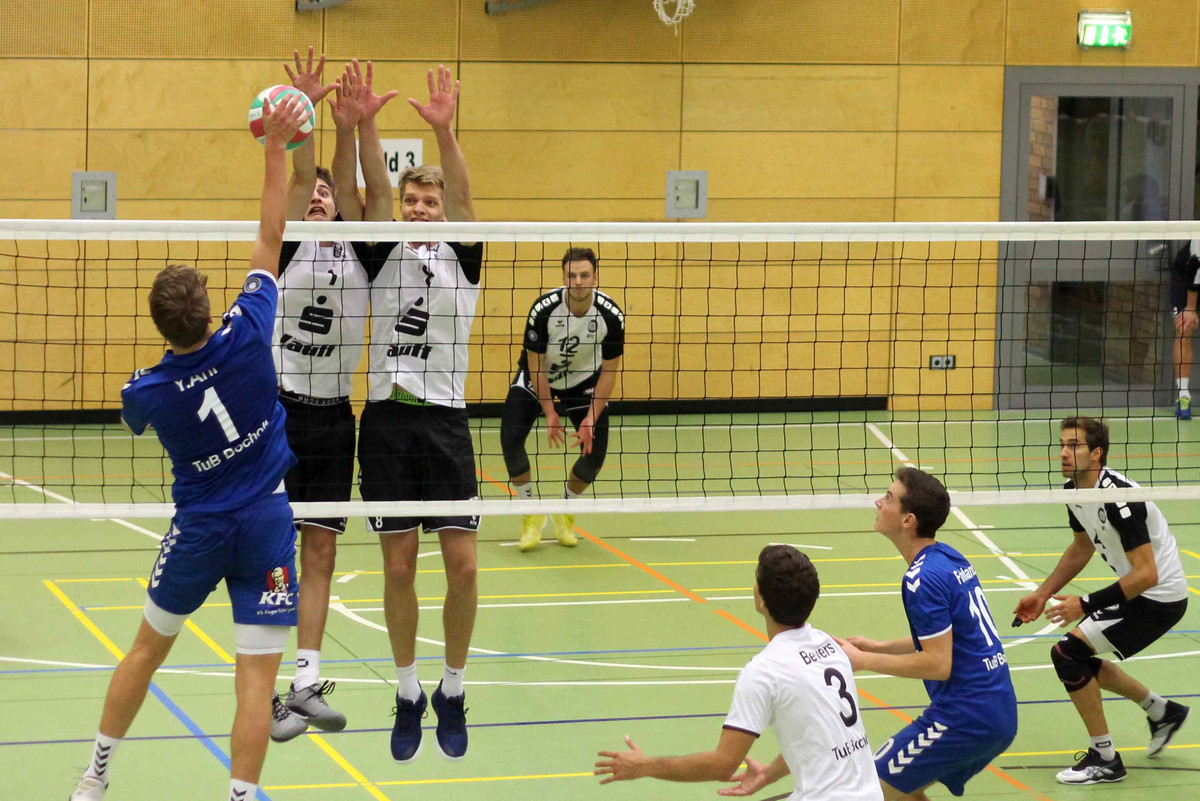 regionalliga west volleyball damen