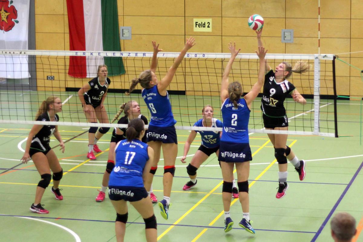 teen volleyball ligen